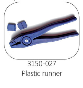FAP Plastic Runner - met reserve onderdelen