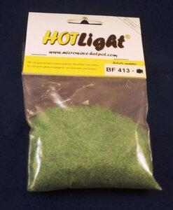 glas COE 85 hotlight Frits transparant geelgroen 100g