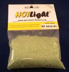 glas COE 85 hotlight Frits transparant mosgroen 100g
