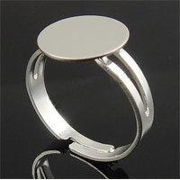 Ring 1712 verstelbaar (12 mm schotel)