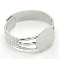 Ring 3x open verstelbaar (10mm schotel)