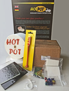 HotBox mini - de complete budget starterskit inclusief hotpot voor in magnetron