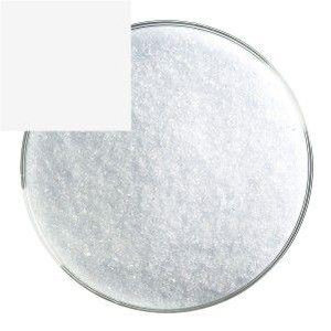 Bullseye transparant reactive ice frit fijn (45g)