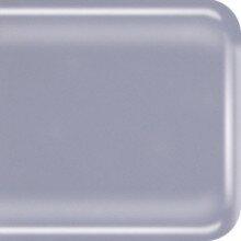 COE 90 licht violet opaal - ondoorzichtig glas 20 x 18 cm (3 mm dik)