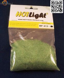 glas COE 85 hotlight Frits opaal groen 100g