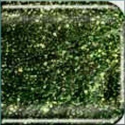 COE 90 sparkling green opaal - ondoorzichtig glas 10 x 9 cm (3 mm dik)