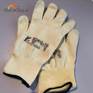 Kevlar handschoenen - snij bestendig
