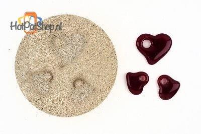vermiculite mal drie hartjes