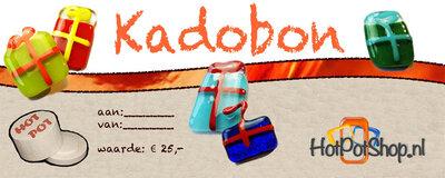 Kadobon Hotpotshop 25