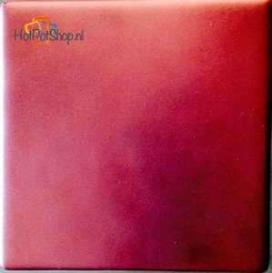Decal Satin Shimmers Rose 10x10 (opaal)